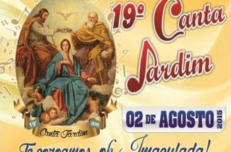 19º Canta Jardim-2